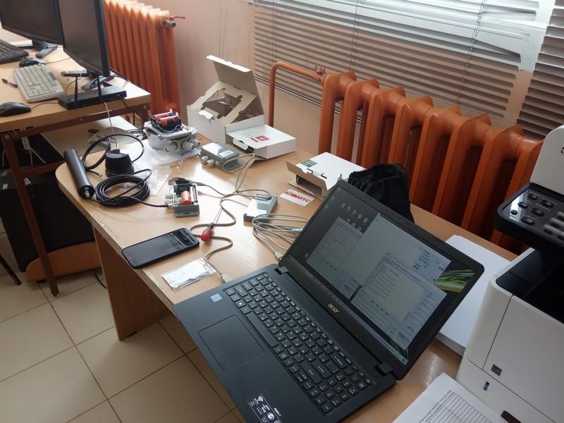 NB-IoT системы контроля «диктующих точек» АТМ на АО «ПКС - Водоканал» г.Петрозаводска
